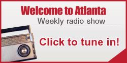 Listen to the Welcome to Atlanta Radio Show